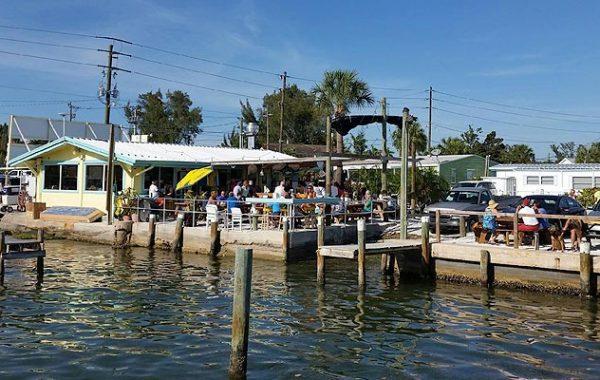 Tide Tables Dock Renovation